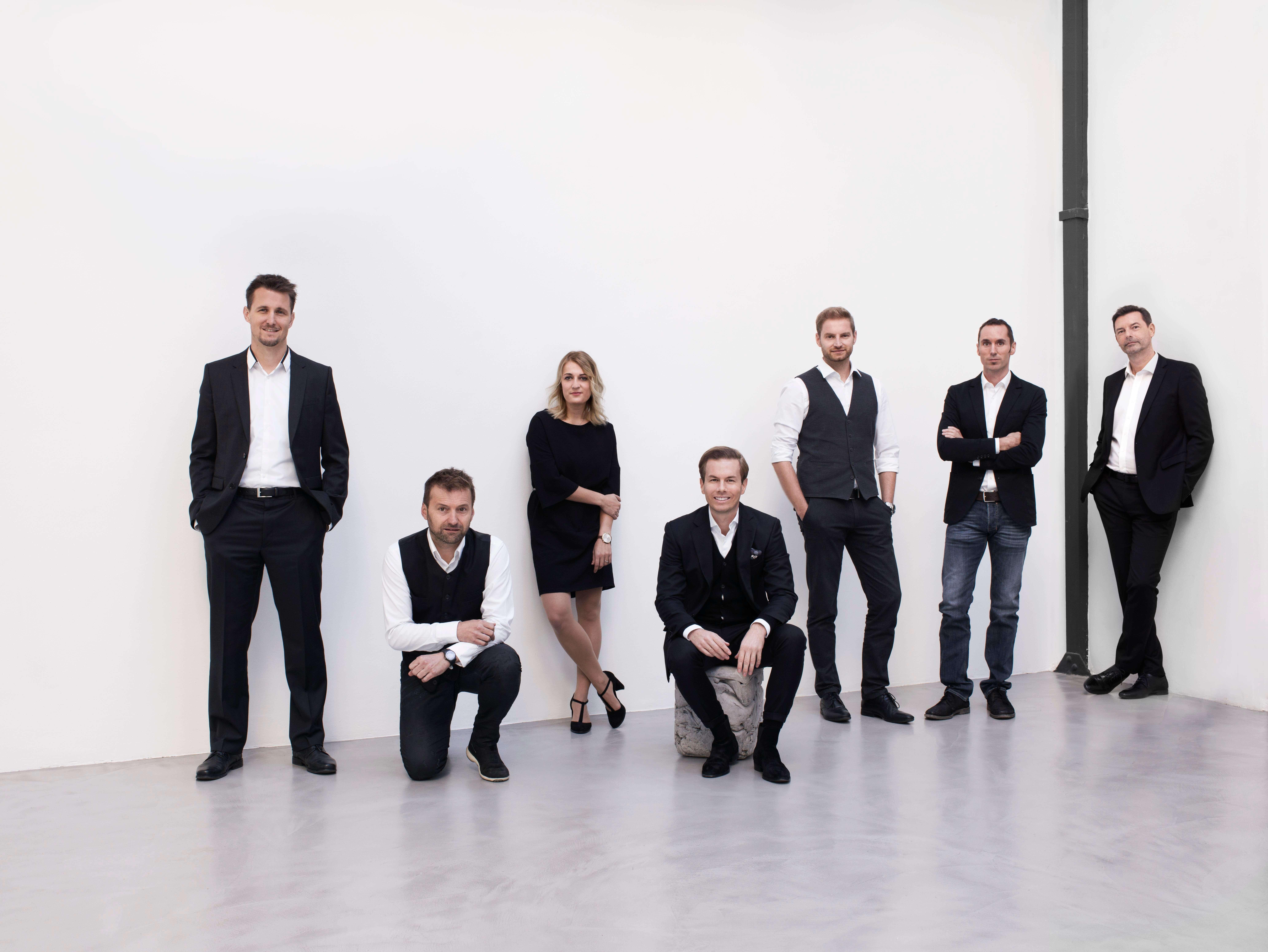 Gruppenfoto Handler Führungsteam